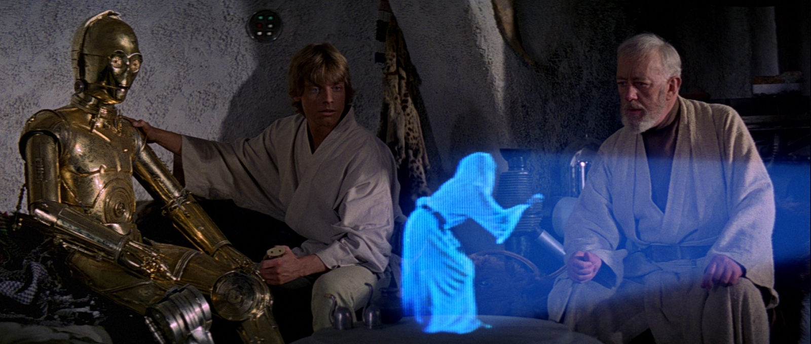 Star Wars 3d Holograms Now Possible With Screens Made From Graphene Next Generation Holographic Displays And Lasers