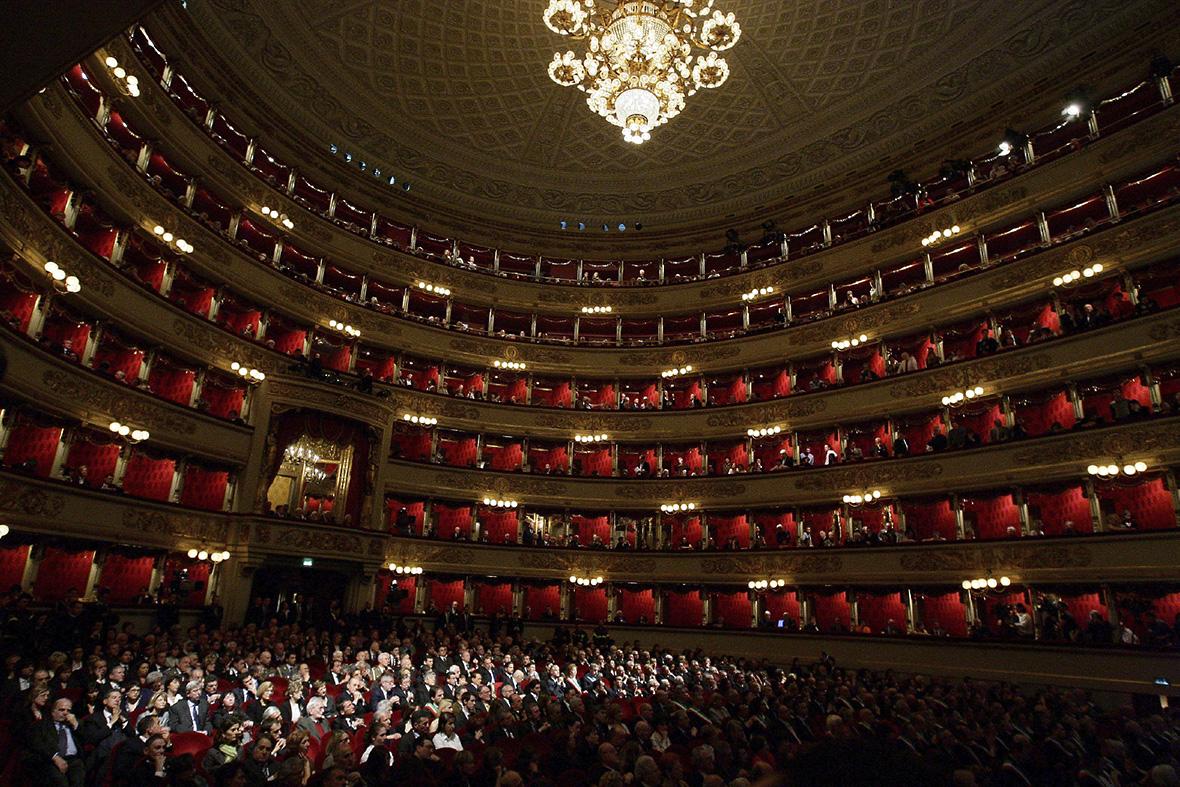 Milan La Scala Theatre