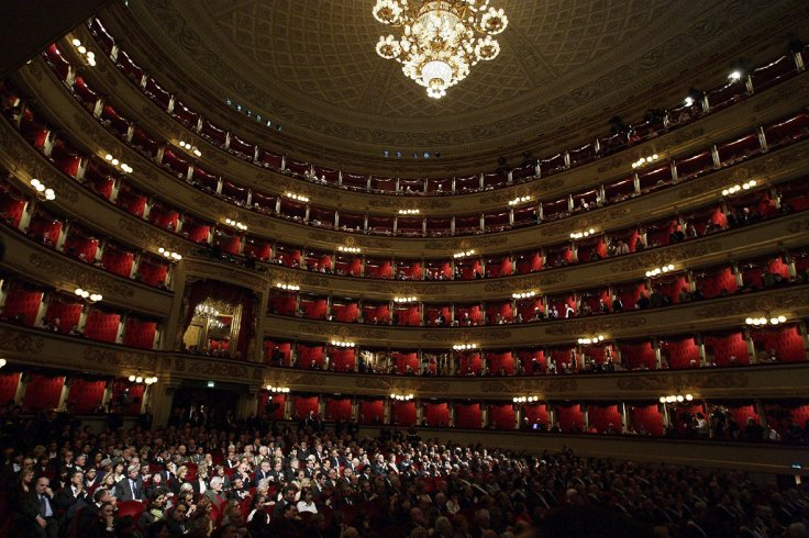 Milan La Scala Theatre