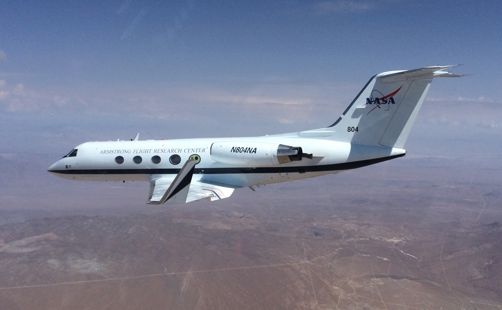 NASA shape changing wings ACTE
