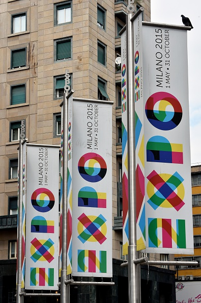 Expo Mialno 2015