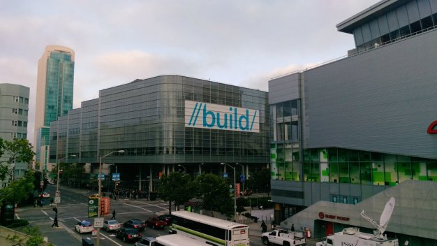 Microsoft Build 2015 live blog