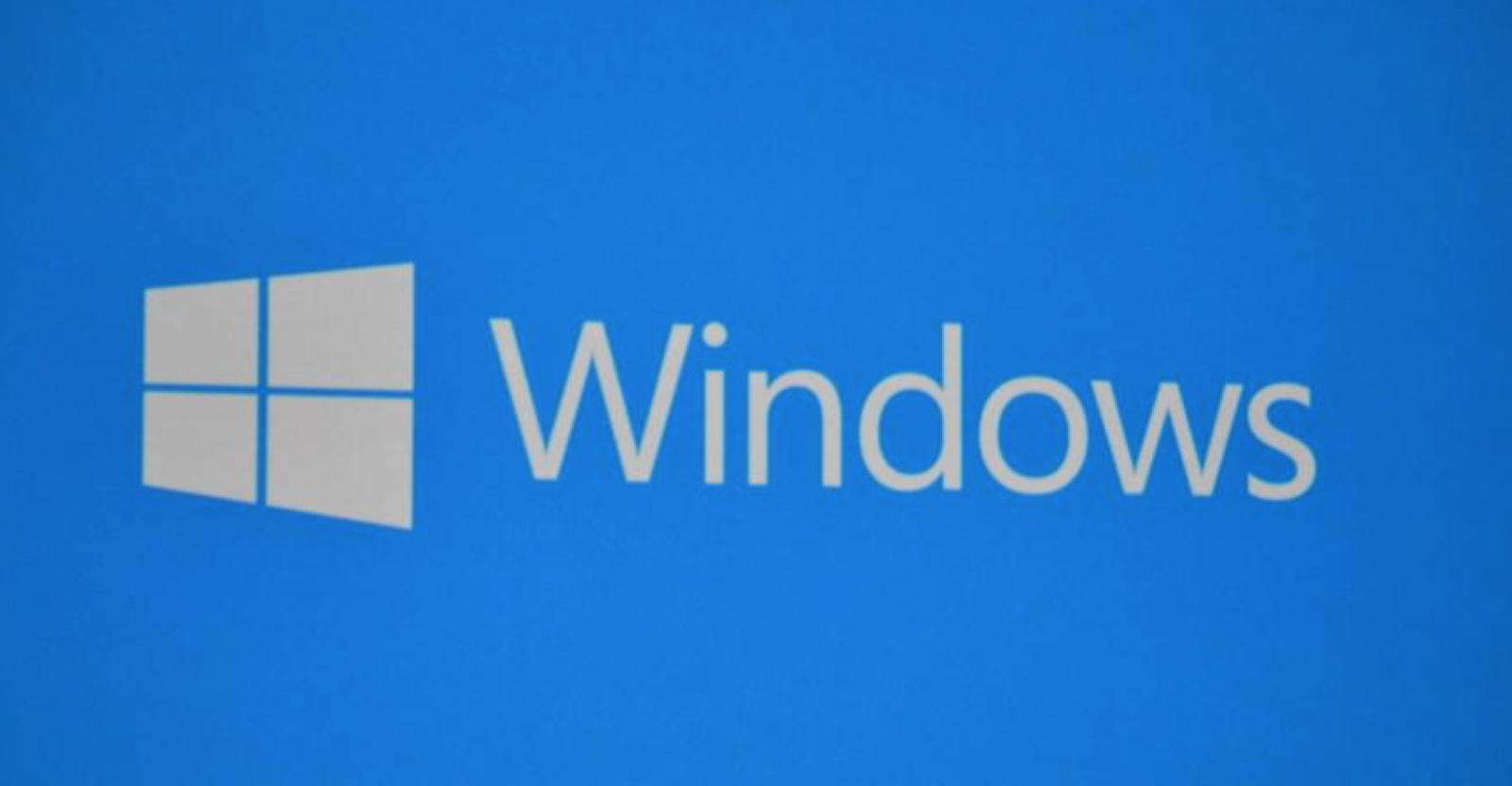 Microsoft Windows 10 upgrade