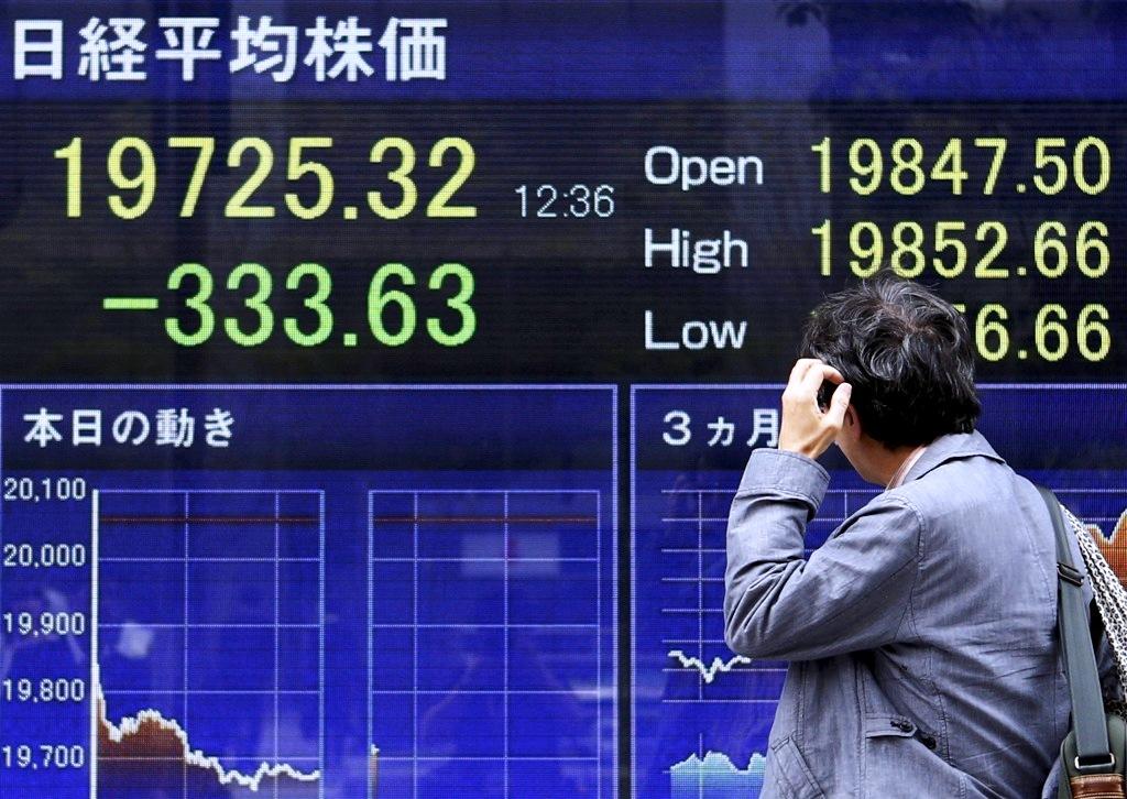 Nikkei Movements on 30 April.