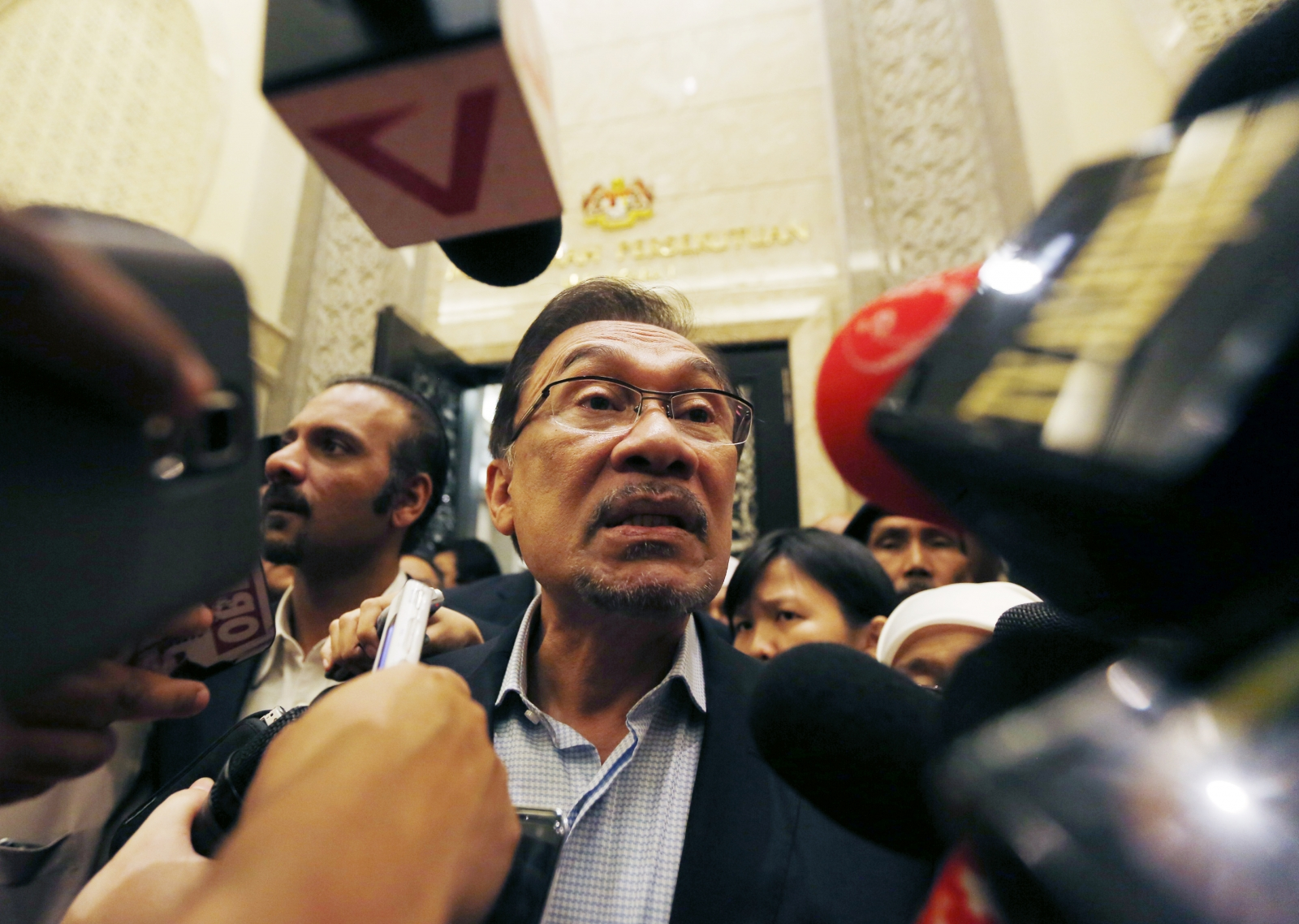 Anwar Ibrahim in appeal against sodomy conviction