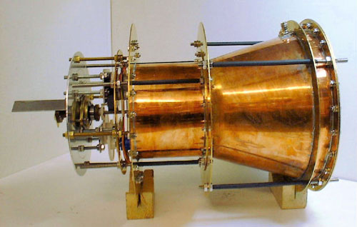 The EmDrive created by Shawyer's SPR Ltd