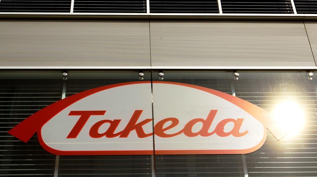 Takeda Pharma Logo