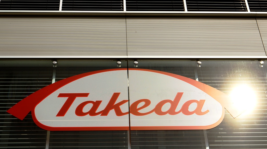 Takeda Pharma Logo