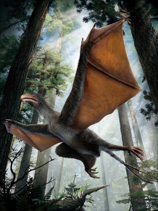 batman dinosaur