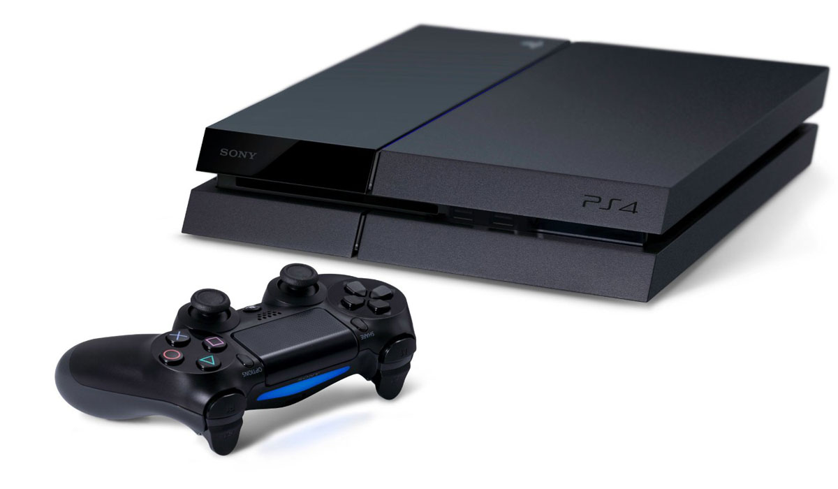 PS4 PlayStation 4 Sony