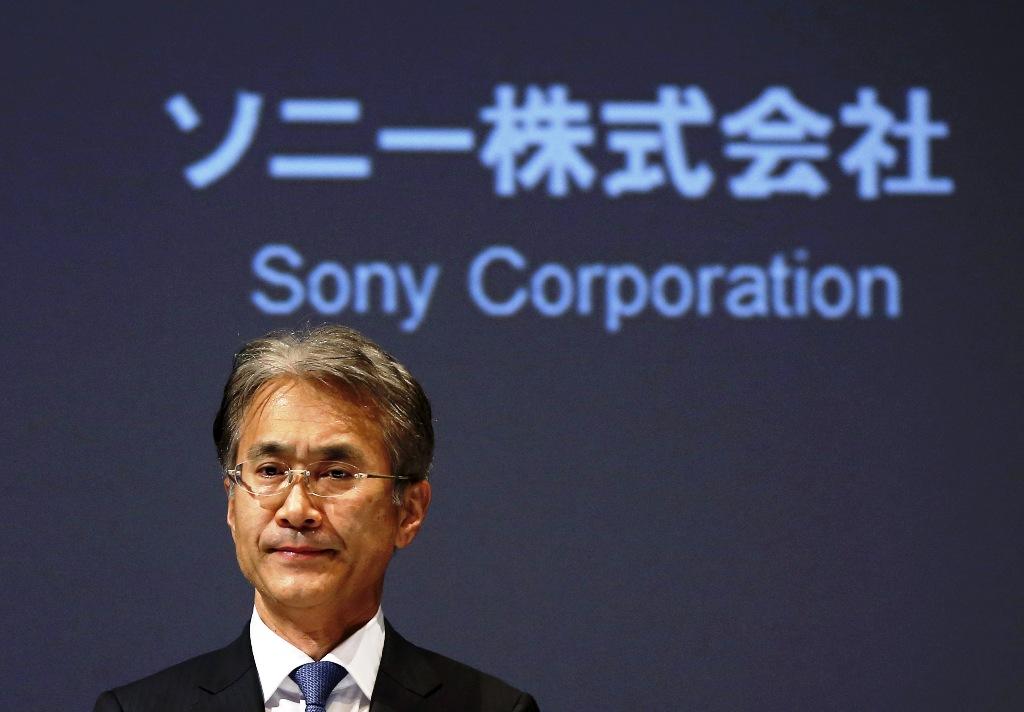 Sony CFO