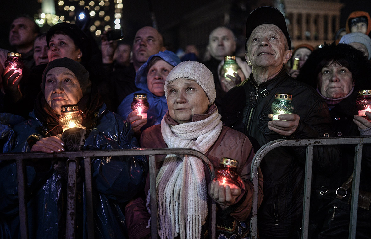 Bulent Kilic Kiev Ukraine