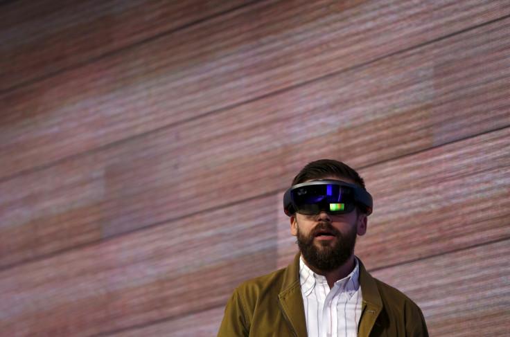 HoloLens Build 2015