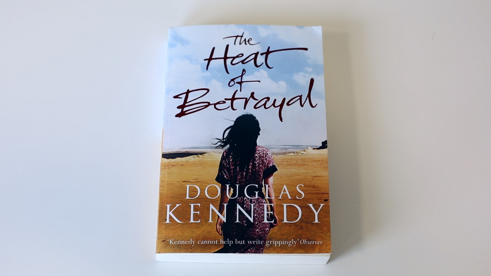 The Heat of Betrayal novel