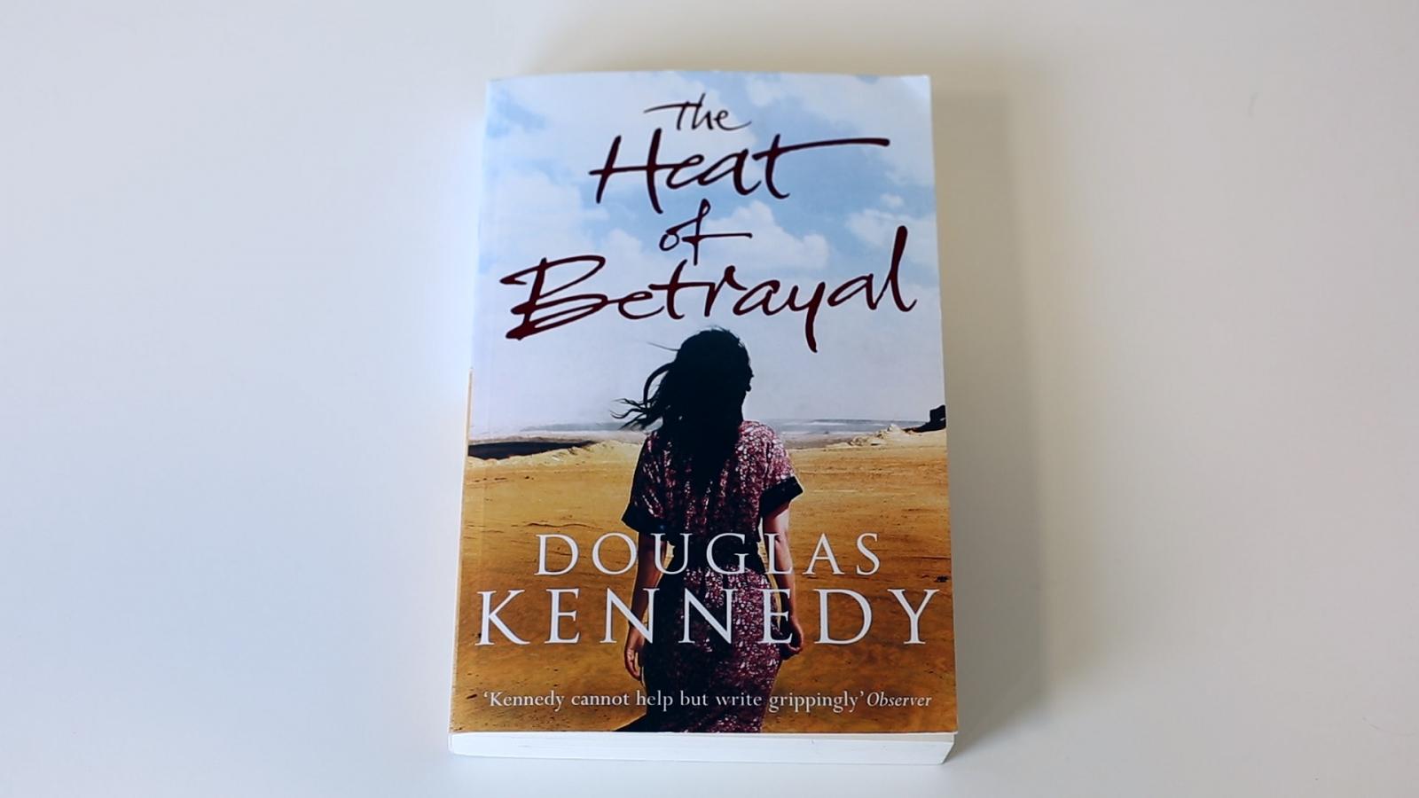 The Heat of Betrayal novel