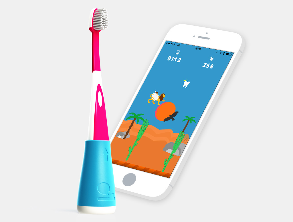 PlayBrush smart toothbrush