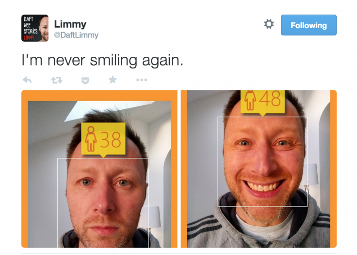 Microsoft How Old: Limmy