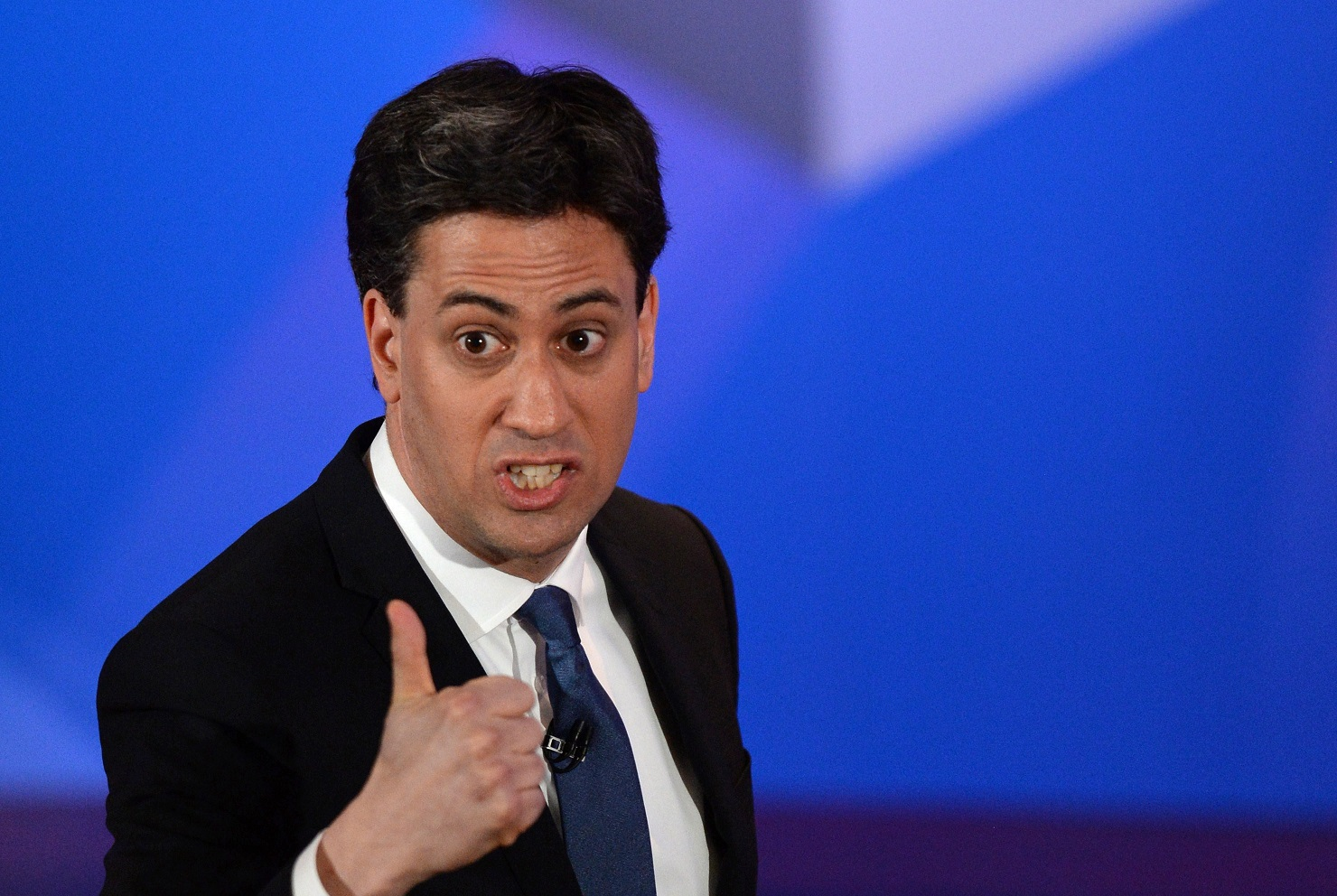 Ed Miliband on BBC Question Time