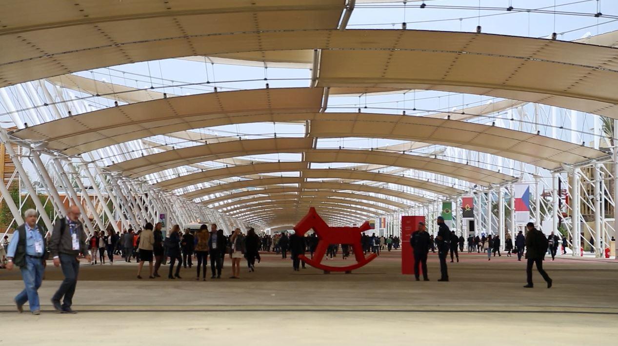 Expo Milano 2015 Main Square
