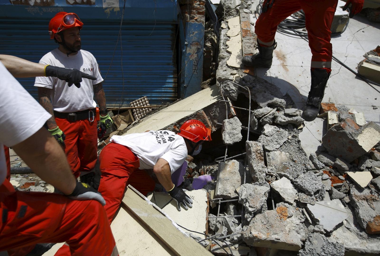 Kathmandu Nepal earthquake