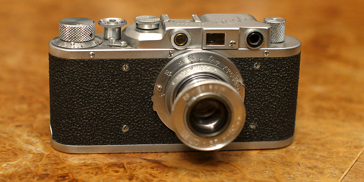 FED camera