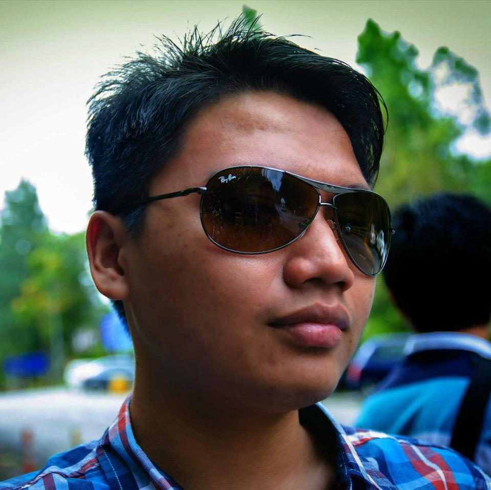 Imperial College student Nur Nordin
