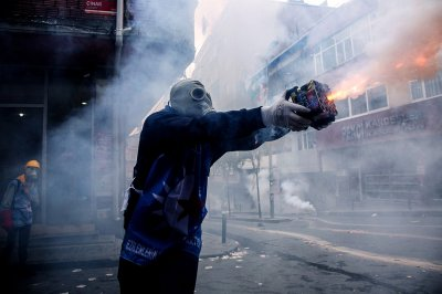 May Day istanbul