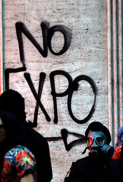 Milan Expo 2015 May Day