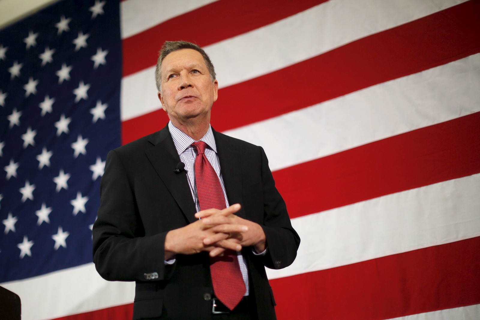 US election 2016: Ohio Governor John Kasich's presidential ...