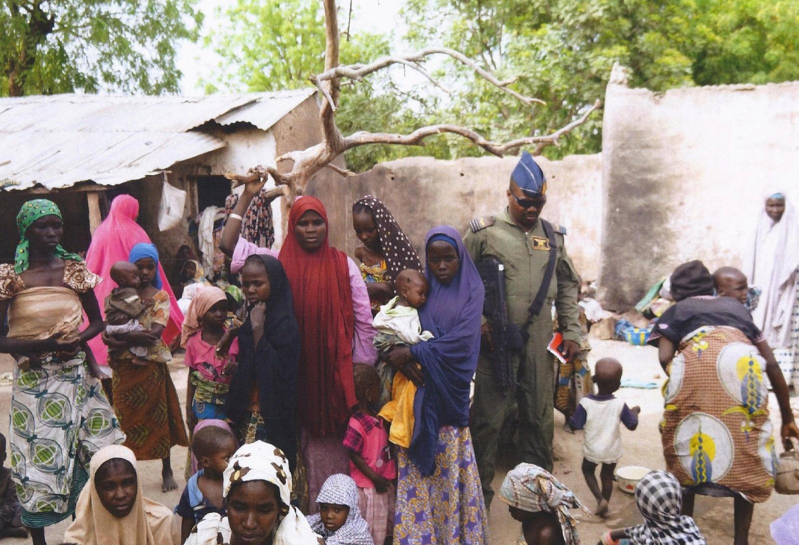 Nigeria Boko Haram atrocities
