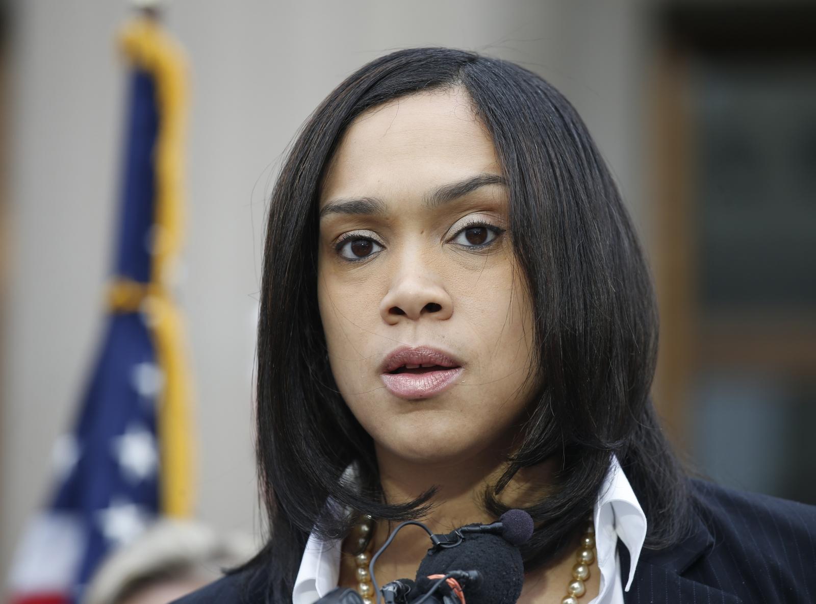 Freddie Grey prosecutor