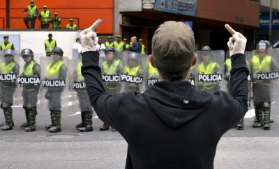 May Day 2015 protests 0