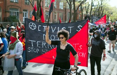 May Day Protests 10