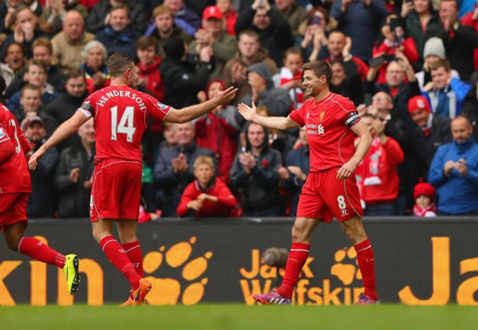 Barclays Premier League as it happened: Liverpool 2-1 QPR