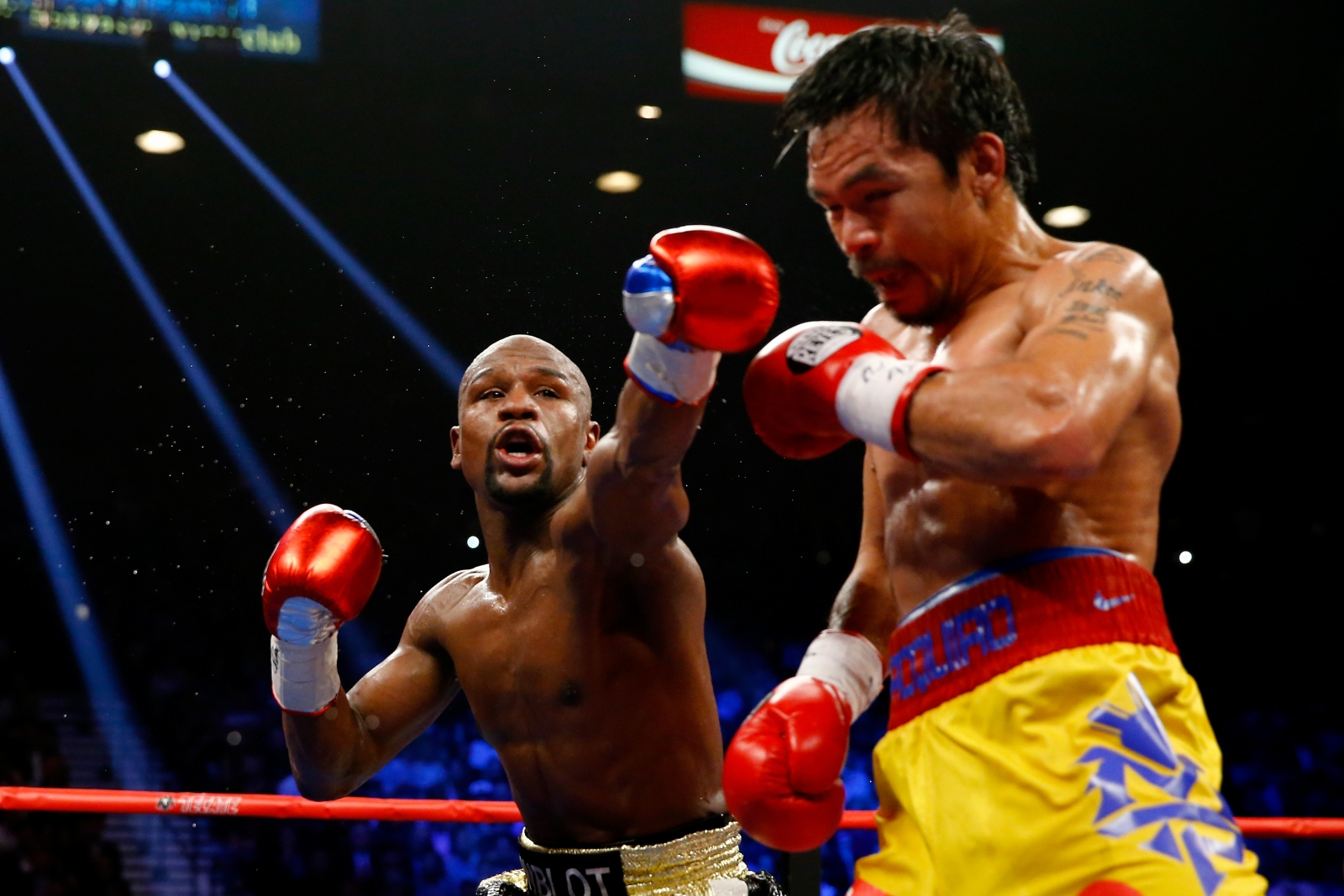 Floyd Mayweather v Manny Pacquiao