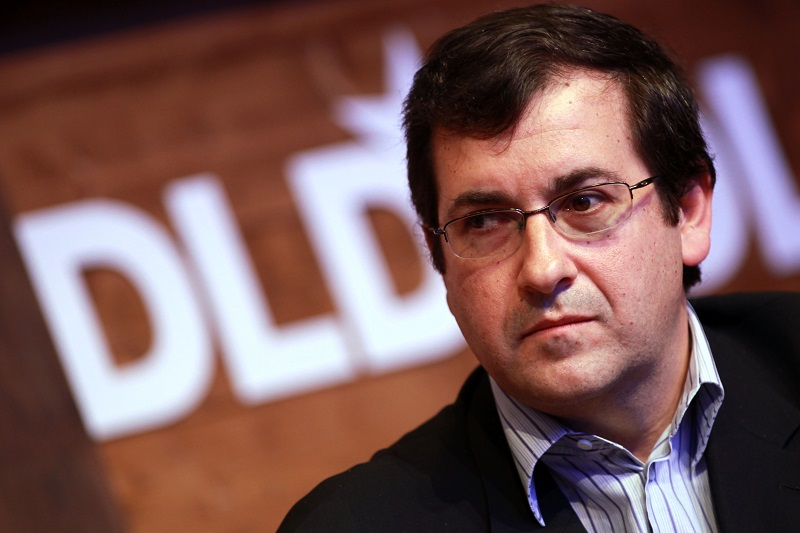 Dave Goldberg in 2012