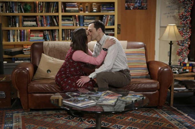 The Big Bang Theory Season 8 Finale Live Online Leonard And Penny