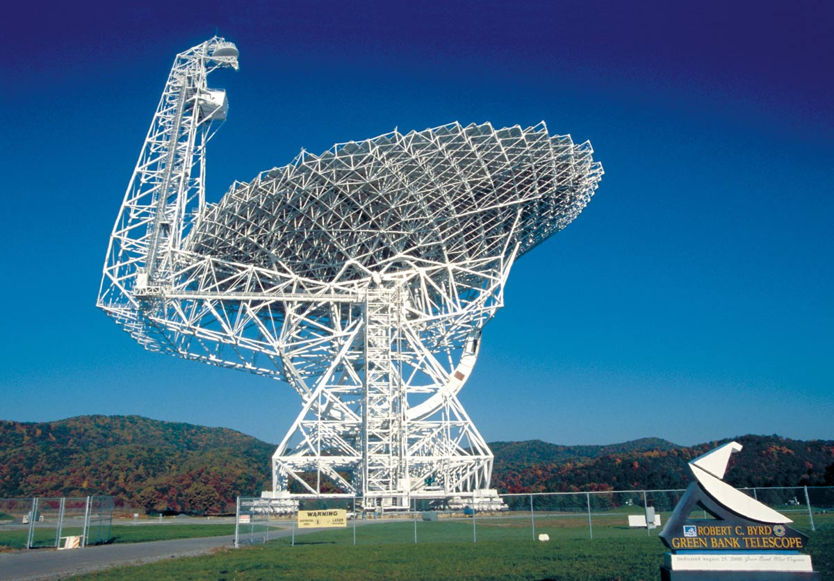 GREENBANK TELESCOPE