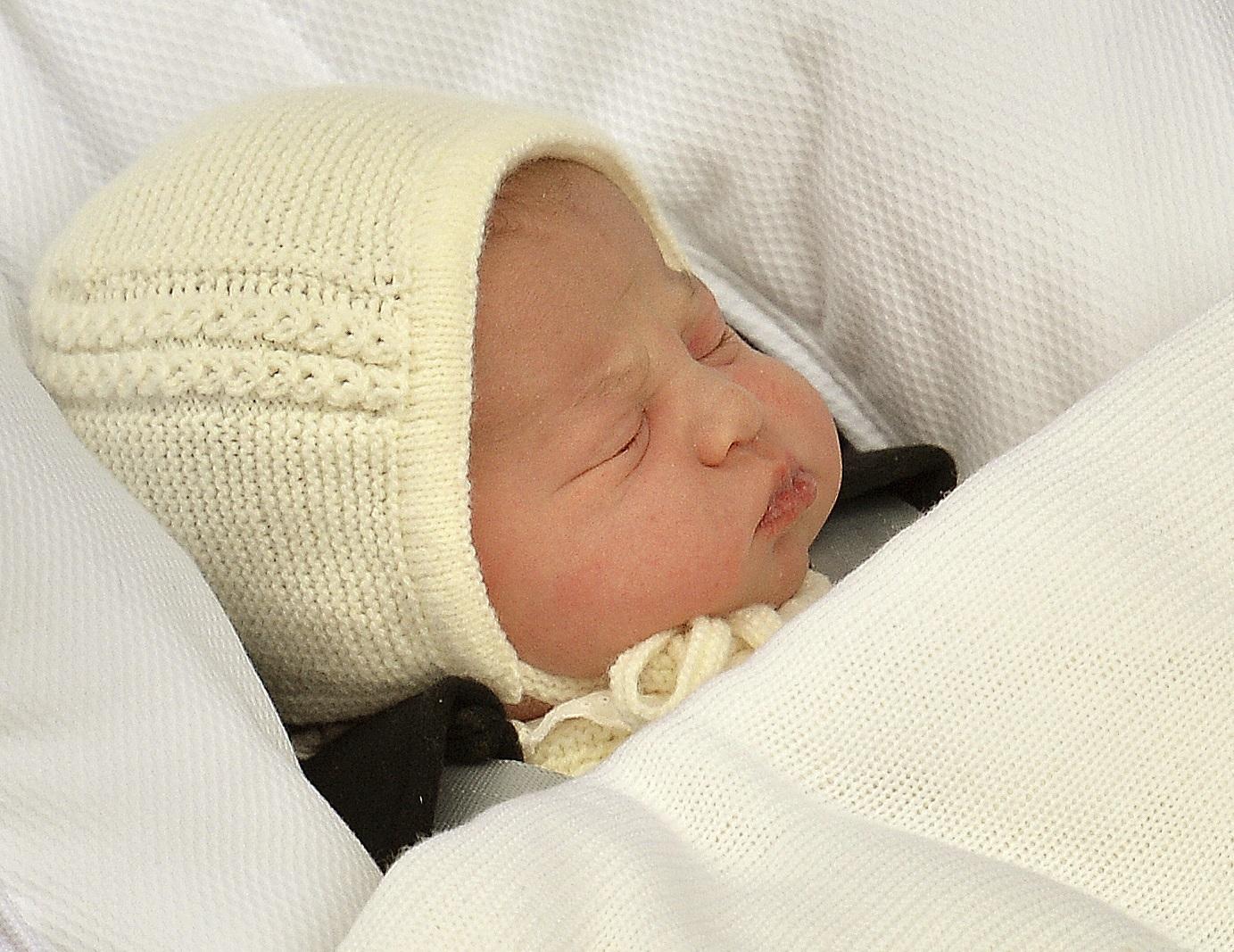 royal baby princess