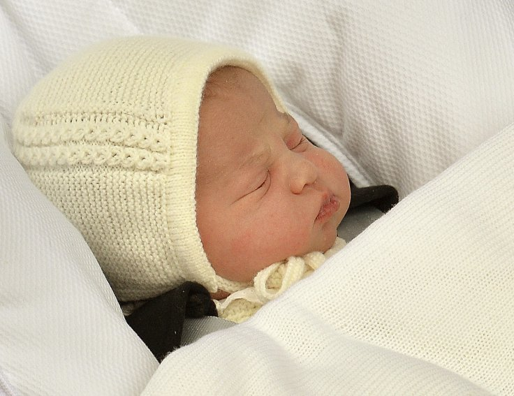 royal baby princess