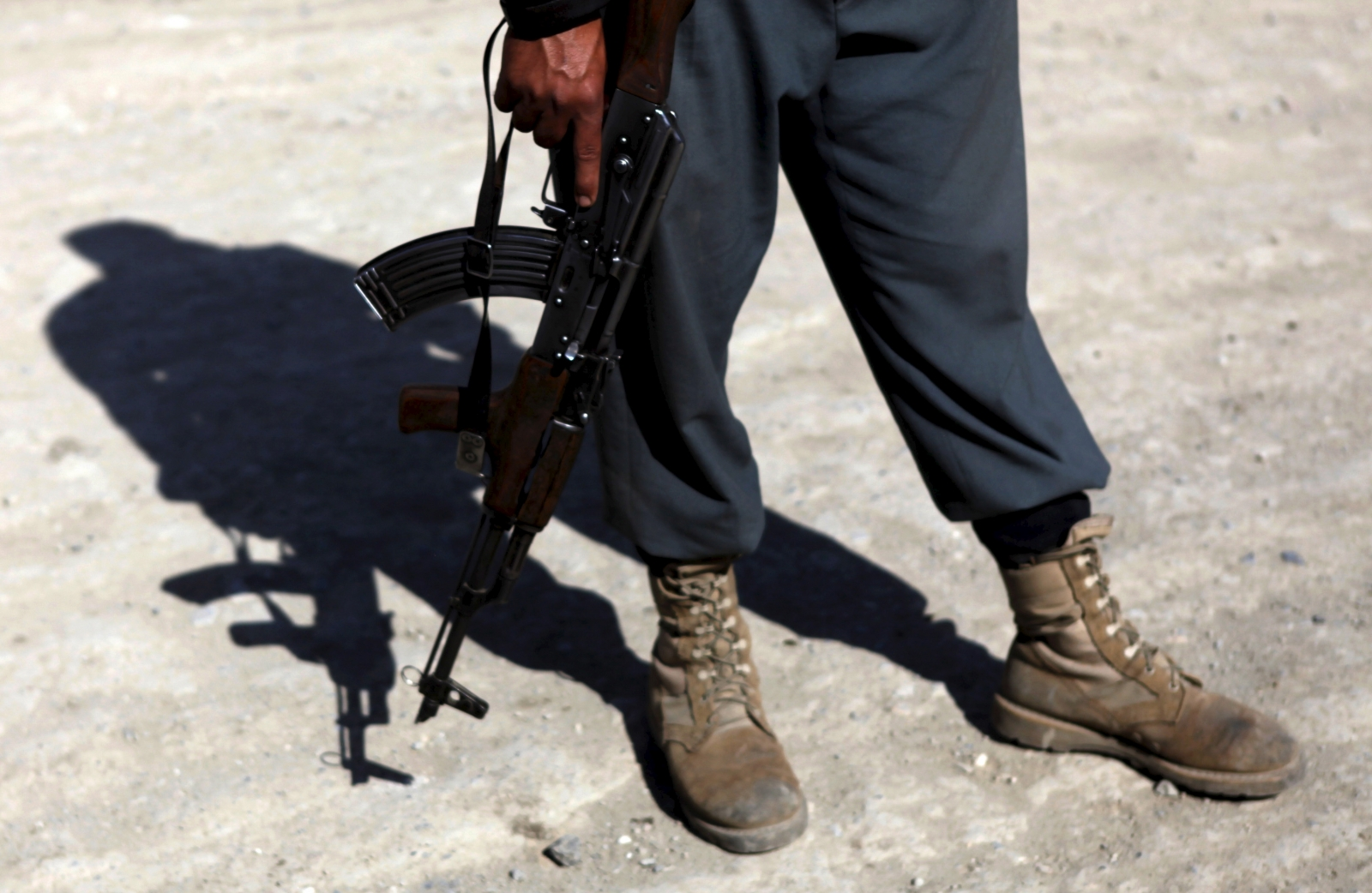 Afghan Kabul blast