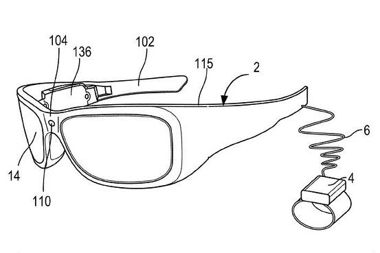 Microsoft smartglasses