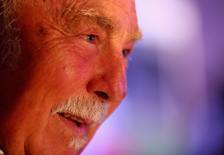 Jimmy Greaves in intensive care