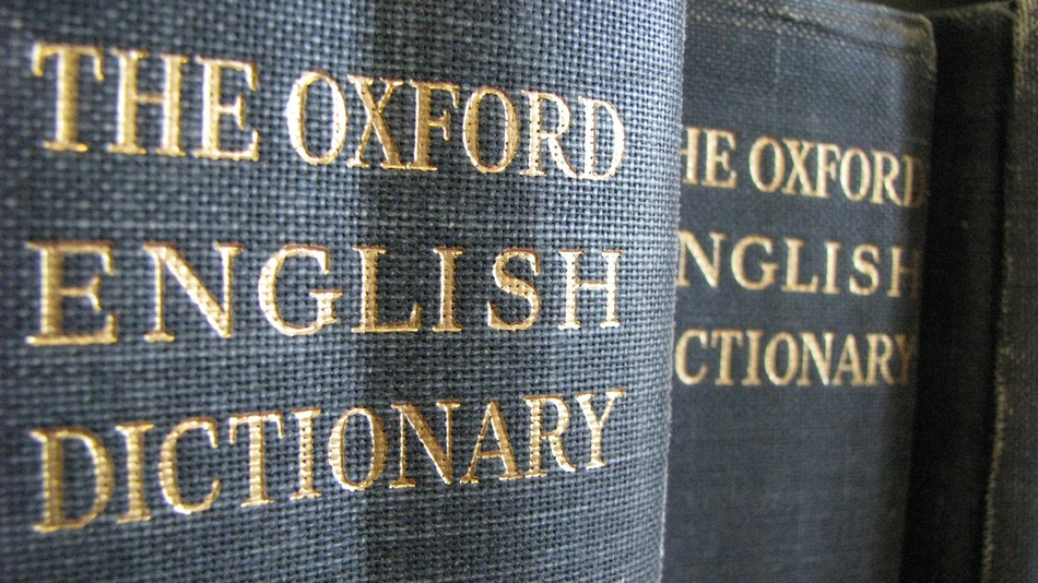 Oxford English Dictionary