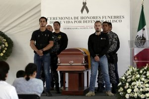 Mexico cartel violence
