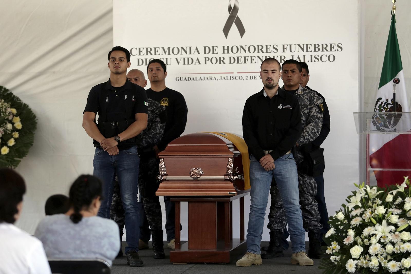 Mexico cartel violence