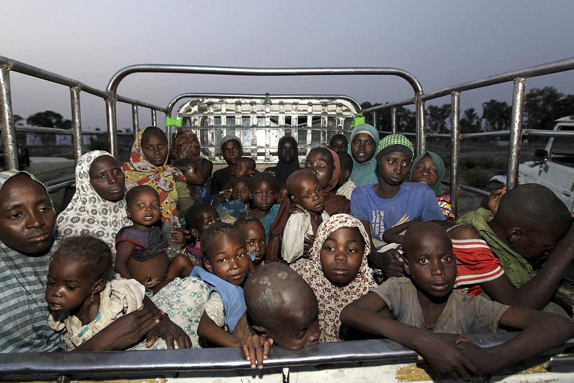 Boko Haram Nigeria