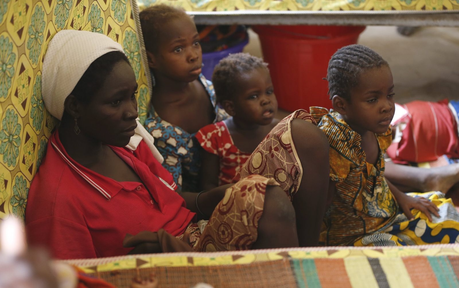 Boko Haram freed