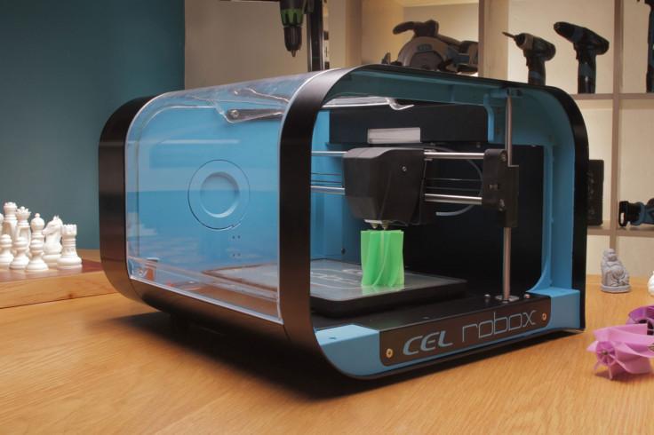 The CEL Robox 3D Printer