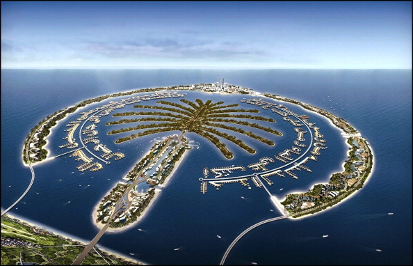 United Arab Emirates: Smart palm trees offer free Wi-Fi on ...